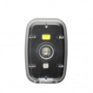 Imagem - Farol Clip Dianteiro e Traseiro USB Preto Atrio Bi187 cód: MKP000278004261