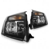 Farol Ranger Máscara Negra 2010/2012 Esquerdo - Automotive Imports