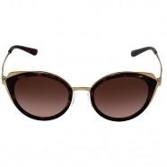 Óculos de Sol 1168/13 Marrom Mesclado e Dourado Brilho/ Marrom Degradê Lente 5,2 Cm Charleston Mk 1029 - Michael Kors