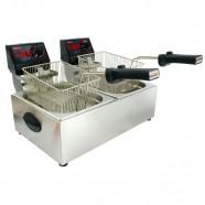 Fritadeira Elétrica Frita Fácil 2 Cubas 5L 220V - Cotherm