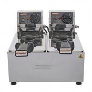 Imagem - Fritadeira Elétrica Profissional Cotherm Turbo 2 Cuba 3L 220V cód: MKP000300000038