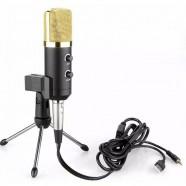 Microfone Condensador USB Gravação Profissional BM100FX Lorben GT648