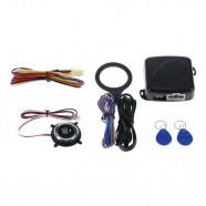 Imagem - Kit Ignição Partida RFID Motor Carro Botão Start Stop Lorben cód: MKP000301000606
