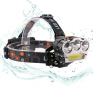 Imagem - Lanterna Cabeça Recarregavel Led T6 e Cob 15000 Lumens Lorben cód: MKP000301000855