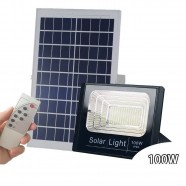 Imagem - Holofote Refletor Solar 100w Prova D'àgua GT513 Lorben cód: MKP000301000860