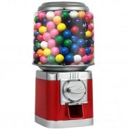 Imagem - Máquina de Bolinhas Vending Machine Venda Automática Vermelha Lorben GT851 cód: MKP000301000910