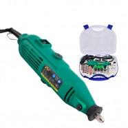 Imagem - Mini Retífica Elétrica com Acessórios 110v GT588 Lorben cód: MKP000301000914