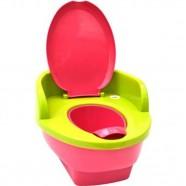 Troninho Musical Infantil 3 em 1 Adaptável Rosa Baby First