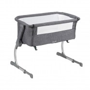 Berço Side By Side Safety 1st Gray