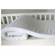 Pillow Top Látex Hr Foam Solteiro 88 x 1,88 x 5 cm - Aumar
