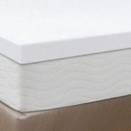 Pillow Top Látex Hr Foam Queen 1,58 X 1,98 X 3cm Aumar