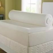 Pillow Top Látex Hr Foam Queen 1,58 X 1,98 X 7cm Aumar