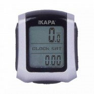 Imagem - Velocímetro Bike Digital sem Fio 25 Funções - Kapa Bikes cód: MKP000368000091