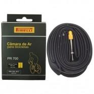 Imagem - Câmara de Ar Bicicleta 700x28/45 Presta 48mm Pirelli cód: MKP000368000468