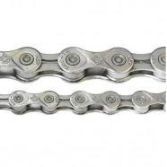 Imagem - Corrente KMC X9L Silver 116L 9v Semi-vazada Shimano Sram MTB cód: MKP000368001005