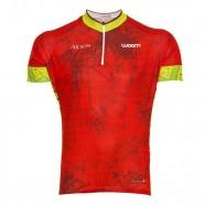 Imagem - Camiseta Essence Alpes Ciclista Tamanho M Vermelha Woom cód: MKP000368001367