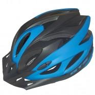 Imagem - Capacete de Ciclismo GTS Vista Light Preto e Azul Tam. G cód: MKP000368001631