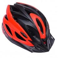 Imagem - Capacete De Ciclismo Gts Vista Light Preto E Vermelho Tam. G cód: MKP000368001632