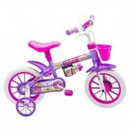 Imagem - Bicicleta Infantil Aro 12 Nathor Violeta cód: MKP000368001714