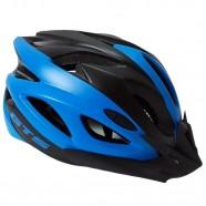 Imagem - Capacete Ciclismo Gts Vista Light Preto e Azul Tamanho M cód: MKP000368001736