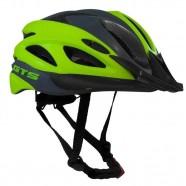 Imagem - Capacete Ciclismo Vista Light Grafite Verde Tamanho M Gts cód: MKP000368001740