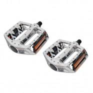 Imagem - Pedal Alumínio Plataforma9/16 Polido Rosca Grossa cód: MKP000368001822