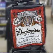Imagem - Capa de Proteção para Geladeira Budweiser cód: MKP000370000078