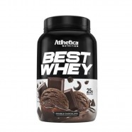 Best Whey 900g Double Chocolate - Atlhetica Nutrition