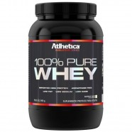 100% Pure Whey Protein Evolution Series Low Carb 900g Baunilha - Atlhetica Nutrition