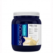 Reaction Hpro Morango 450g - Atlhetica Nutrition