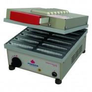 Máquina de Crepe Suíço Elétrica 12 Cavidades Progás 110V