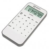 Calculadora de Mão Herweg 10 Dígitos Branco 8504 242