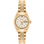 81bd957f36a Relógio Automático Orient Feminino Dourado 3 Estrelas