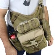 Imagem - Mochila Daily City - Coyote - Tactical Dacs cód: MKP000586000115