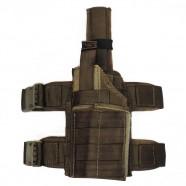 Imagem - Coldre Tatico Modular Esquerdo Coyote Tactical Dacs cód: MKP000586000135