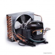 Unidade Condensadora 1/2hp Mbp/hbp 220v Tecumseh Uae4456ees