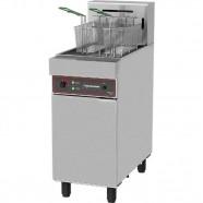 Imagem - Fritadeira Industrial Elétrica Fao-2c Metalcubas 25l 380v cód: MKP000607000303