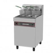 Imagem - Fritadeira Industrial Elétrica Fao-3c Metalcubas 38l  380v cód: MKP000607000323