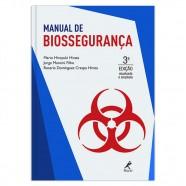 Imagem - Manual de Biossegurança 3ª Edição Impresso cód: MKP000610000575
