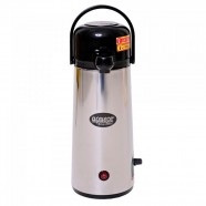Imagem - Garrafa Elétrica Aquece Premium 220v Inox cód: MKP000628064834