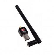 Imagem - Adaptador Antena Wifi USB Wireless N Pc Notebook Computador 600 Mbps cód: MKP000641000438