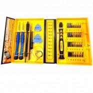 Imagem - Kit Ferramentas 38 Chaves Estojo Celular Tablet Notebook cód: MKP000641000698