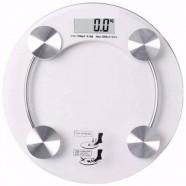 Imagem - Balança Digital Pessoal para Banheiro Academia Vidro cód: MKP000641000885