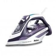 Imagem - Ferro a Vapor PFE Nano Ceramic Turbo Vapor 1200W Philco 220V cód: MKP000653000136