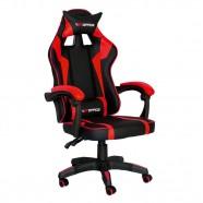 Imagem - Cadeira Gamer Executiva Escritório Playerxtreme Pu Vermelho cód: MKP000671004057