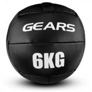 Imagem - Wall Ball Carbon 6kg Gears cód: MKP000756000055