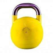 Imagem - Kettlebell 4kg Pro Grade Competition Gears cód: MKP000756000178