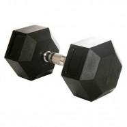 Imagem - Dumbell Hex Rubber 25kg Gears cód: MKP000756000180