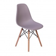 Imagem - Cadeira Charles Eames Eiffel Wood Imperio brazil business cód: MKP000777000022