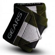 Imagem - Munhequeira Wrist Wraps Verde Gears cód: MKP000940000050